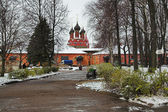 Epiphany Cathedral in Yaroslavl, Russia — Stock Photo