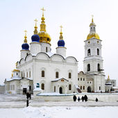 Assumption Cathedral in Tobolsk, Russia — Stock Photo