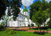 Saint Sophia Cathedral in Kiev — Foto de Stock
