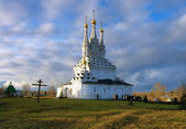 Church of Icon of the Virgin Hodegetria in Vyazma, Russia — Stock Photo