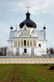 The Church of Saints Boris and Gleb in Mogilev, Belarus — Stock Photo