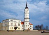 Town hall of Mogilev, Belarus — Стоковое фото