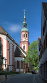 Holy Cross Church in Offenburg, Germany — ストック写真