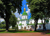 Saint Sophia Cathedral in Kiev — ストック写真
