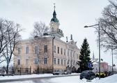 Pori City Hall, Finland — Stock Photo