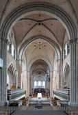 Interior of the Trier Cathedral, Germany — Foto Stock