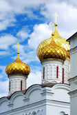 Fragment of the Trinity Cathedral in the Ipatiev Monastery — Stock Photo