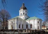 Church of Adolf Frederick in Stockholm, Sweden — Stock Photo