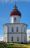 Voznesenskaya church-lighthouse, Solovetsky Islands, Russia — Stock Photo