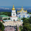 St. Michael Golden-Domed Monastery in Kiev — Stock Photo #16030537