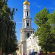 The bell tower in Kharkiv, Ukraine — Stock Photo