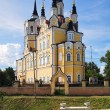 Stock Photo: Resurrection church in Tomsk, Russia