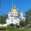 Cathedral of Alexander Nevsky in Yekaterinburg, Russia — Foto de stock #16772665