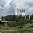 Trinity cathedral in Verkhoturye, Russia — Stock Photo #16938499