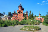 Orthodox Old Believers Cathedral in Kazan, Russia — Stock Photo