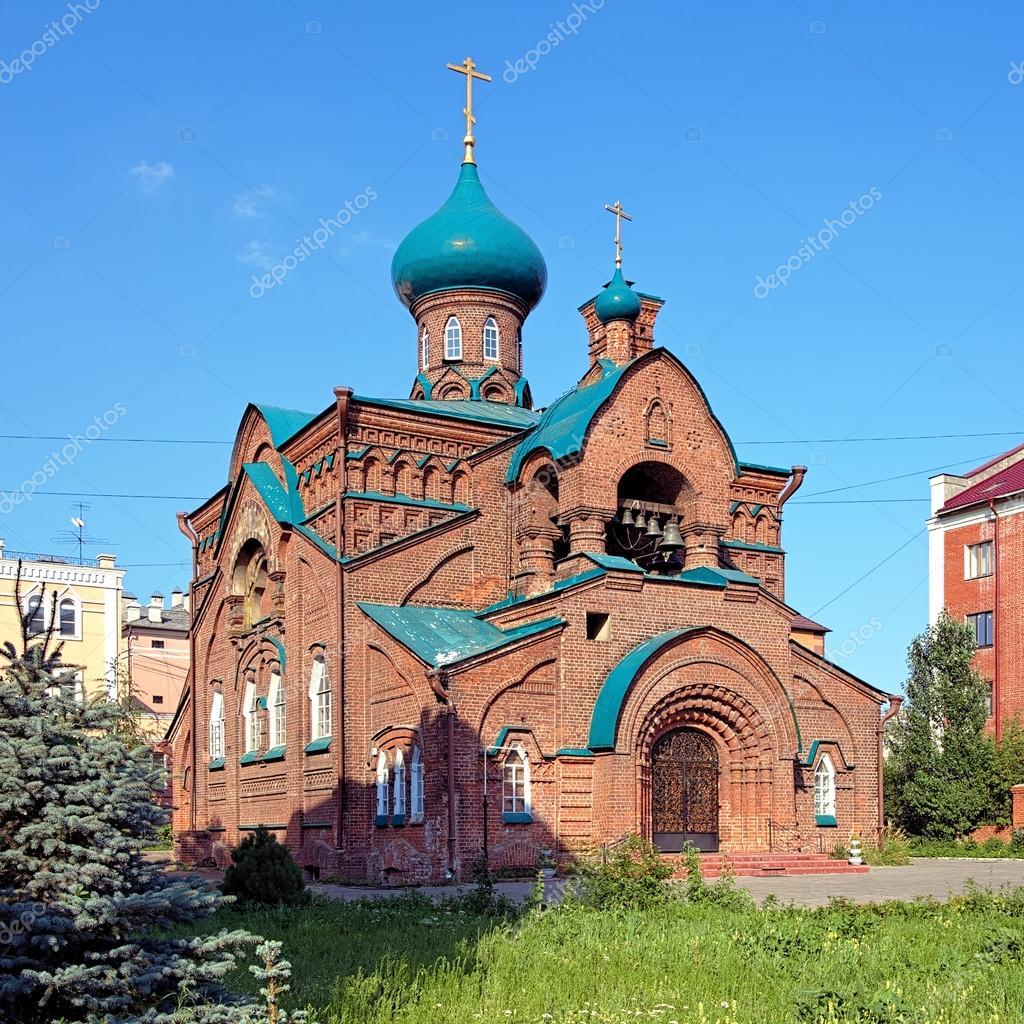Фото собора святой богородицы казанской 3