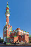 The Anniversary Mosque in Kazan, Russia — Stock Photo