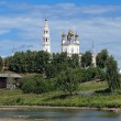 Trinity cathedral in Verkhoturye, Russia — Stock Photo #17613749