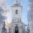 Kuopio Cathedral, Finland — Stock Photo
