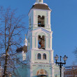 Stock Photo: Church of Icon of Our Lady in Tsaritsyno, Moscow, Russia