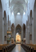 Interior of the Turku Cathedral, Finland — Stock Photo