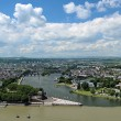 View of Koblenz, Germany — Stock Photo #19764329