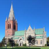 Saint Nicholas Church in Orebro, Sweden — Stock Photo