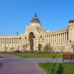 Palace of Farmers in Kazan, Republic of Tatarstan — Stock Photo #20841233