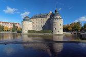 Castello di orebro, svezia — Foto Stock