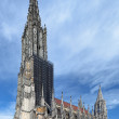 Ulm Minster, Germany — Foto Stock