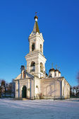 ロシア トヴェリの白いトリニティ教会 — ストック写真