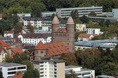 Pauluskirche ulm, almanya — Stok fotoğraf