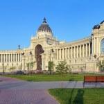 Palace of Farmers in Kazan, Republic of Tatarstan — Stock Photo #21740033