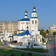 St. Paraskeva Church in Kazan, Russia — Stock Photo