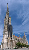 Ulm Minster, Germany — Stock Photo