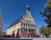 House of Oath in Ulm, Germany — Stock Photo