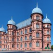 Stock Photo: Castle Gottesaue in Karlsruhe, Germany