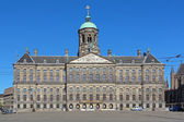 Royal Palace in Amsterdam, Netherlands — Stock Photo