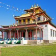 Main temple of Ivolginsky Datsan — Stock Photo #33146701