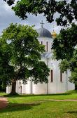 Cathédrale de l'assomption à tchernigov — Photo