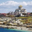 Vladimir Cathedral in the Chersonesos Taurica — Stock Photo