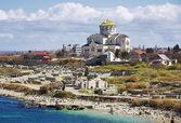 Cathédrale de vladimir à le chersonesos tauride — Photo