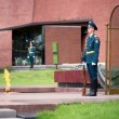 Honor guard in Moscow Kremlin — Stock Photo