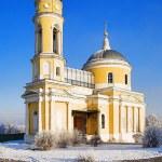 Church of the Holy Cross Exaltation in Kolomna — Stock Photo