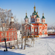 Krestovozdvizhensky Cathedral in Kolomna — Stock Photo