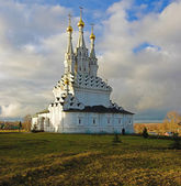 Church of Icon of the Virgin Hodegetria in in Vyazma — Stock Photo