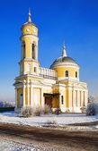 церковь воздвижения святого креста в коломне — Стоковое фото