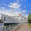 Research ship Vityaz in Kaliningrad — Stock Photo