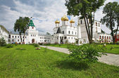 Ipatyevsky monastery in Kostroma — Stock Photo