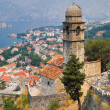 Stock Photo: View of Kotor and Kotor Bay, Montenegro